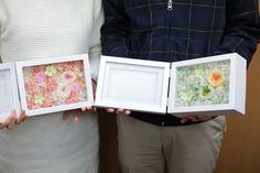 12月13日レッスン 結婚式のプレゼントやリース手作りいろいろ 次回1月31日 : 一会 ウエディングの花