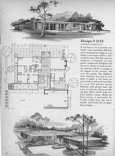 https://flic.kr/p/CywE5 | Home Planners Design N2112