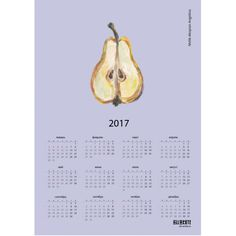 Календарь Груша