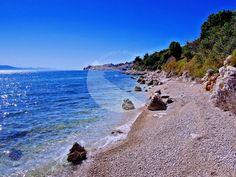 ŽIVOGOŠĆE - Osamljene Zapad Riviera Beach, Croatia, Beaches, Water, Outdoor, Gripe Water, Outdoors, Outdoor Games, Outdoor Living