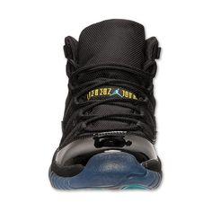 Boys' Grade School Jordan Retro 11 Basketball Shoes found on Polyvore
