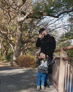 "achahakyeon ""오늘의 기록_20171215 막내 삼촌이 하늘땅만큼 だいすき!  여행 오길 잘했다는 생각이 든다 #오사카 #겨울휴가 #행복해"""