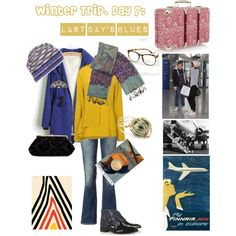 Winter Trip, Day 7: Last Day's Blues by taci42 on Polyvore featuring мода, 3.1 Phillip Lim, Silver Jeans Co., Jil Sander, Liberty, Devon Leigh, INC International Concepts, Pier 1 Imports, Missoni and combination