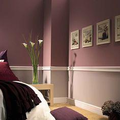 Chair Rail Molding Bedroom