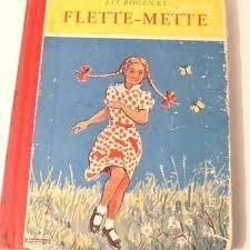 """""""Flette-Mette - Damms barnebibliotek 3"""" av Evi Bøgenæs"""