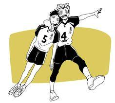 Misaki x Kubo. Take a picture of us please! IYEE—I! Bokuto X Akaashi, Daisuga, Bokuaka, Iwaoi, Kenma, Kuroo, Kagehina, Kageyama X Hinata, Haikyuu Fanart