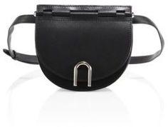 Hanna Leather Belt Bag