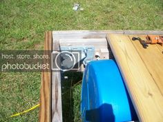 Esshups floating dock | Property Projects & Construction | Pond Boss Forum Fireplace Grate, Kubota Tractors, Floating Dock, Carriage Bolt, Galvanized Pipe, 55 Gallon, Pvc Pipe, Pond, Construction