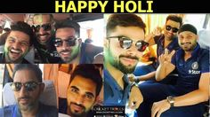 Cricket Trolls wishes everyone 'A Very Colorful Happy HOLI' For more cricket fun click: http://ift.tt/2gY9BIZ - http://ift.tt/1ZZ3e4d