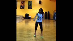 "Fun Workout to ""Can't Believe it"" by Flo Rida & Pitbull by jessica bass byrge"