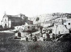 Plaça Lesseps.1880