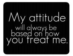 #MOOD Point Blank - Treat people how you want to be treated ✋🏽#FOH