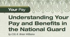 army national guard pay chart 2011