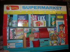 "Vintage 1959 My Merry ""Supermarket Store"""