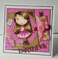 Customer design by Little Megs Cards