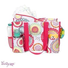 Mom's or Mom's to Be... Wish diaper bags looked this good when mine were babies!!
