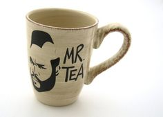 Need!!! Mr T Tea Mug Limited Edition