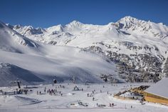 Snowboarder killed and two missing as second French avalanche in two days sweeps through resort popular with Brits Second Day, Mount Everest, Skiing, French, Popular, Mountains, Nature, Travel, French Alps
