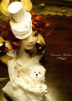 Paradise Circus | Romantic Wonders Dolls