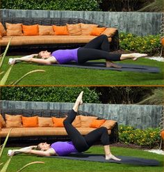 Shape up for swimsuit season with this total-body toning routine.