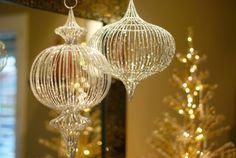 glamorous christmas decorations