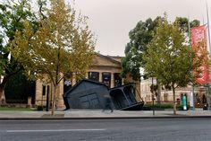 Uncommon Sculptural Artwork: