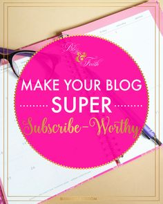 If you're looking to increase your pay views, sharing, engagement, and build community having these areas be at 100% is the perfect start to get you there. Today, I'm going to share with you the key areas of your blog that can make it super subscribe-worthy.