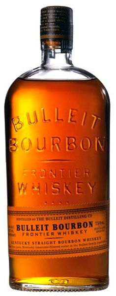 DRINK.CH Online Beverage Delivery Service Bulleit Bourbon Frontier Whiskey 70cl - Whisk(e)y - Spirituosen | Your Personal Beverage Butler