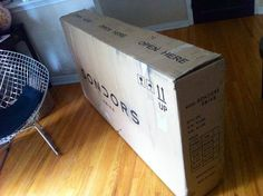 """BB arrives in Hamilton Ontario"" via backer Glen #GoSondors"