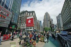 Macy's, le plus grand magasin du #monde, sur Herald Square #NY ©Salaün Holidays