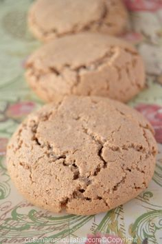 The Nancy macaron, also called the old-fashioned macaroon, is delicious. More with the old-fashioned macaroon recipe from Christophe Felder . Non Chocolate Desserts, No Cook Desserts, Biscuit Cupcakes, Biscuit Cookies, Macarons, Cookie Recipes, Dessert Recipes, Christophe Felder, Macaron Flavors