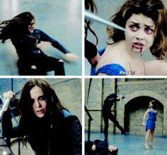"""""""I'd hesitated. Just like Dimitri had warned."""""""