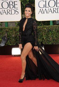Eva Longoria Photos: 70th Annual Golden Globe Awards