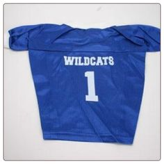 NCAA basketball title goes to Kentucky Wildcats | Celebrate with a Kentucky Wildcats Dog Jersey......Max already has one :)