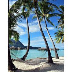 Bora Bora en Polynesie francaise