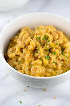 Butternut Squash Macaroni and Cheese - A healthy option that doesn't sacrifice taste quality   jessicagavin.com