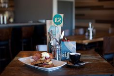The Raft cafe/bar/eatery in Tauranga. Interior design and products by Urban Lounge Interiors