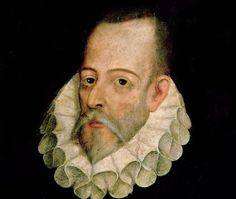 "Scientists will start scanning Monday with a radar the floor of a Madrid convent where they hope to find the body of Spanish writer Miguel de Cervantes, author of ""Don Quixote"".   Portrait of Miguel de Cervantes by Juan de Jáuregui, 1600 [Credit: WikiCommons]"