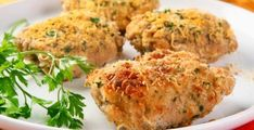 Pin on me Milanesa, Fat Foods, Poultry, Baked Potato, Tapas, Cauliflower, Health Tips, Dinner Recipes, Food And Drink