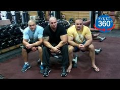 Bodybuilding - Trening - Svijet 360° - YouTube