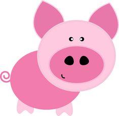 Свинья своими руками: 70 способов сделать символ Нового года 2019 Pig Crafts, Crafts For Kids, Arts And Crafts, Shapes Worksheets, Chinese Paper, Farm Party, Plate Crafts, Easy Drawings, Cartoon Drawings