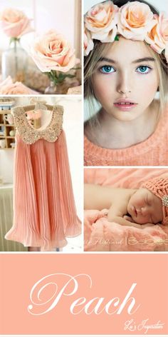 Great Crocus board today, ladies ❤ loved that shade. For FRIDAY ~ let's do simply PEACH. Mood Colors, Peach Colors, Shades Of Peach, Color Collage, Peach And Green, Color Me Beautiful, Light Spring, Color Stories, Color Of Life