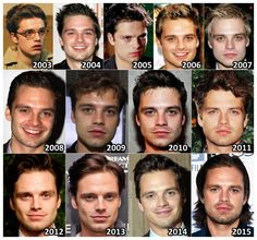 The Evolution of Perfection A.K.A Sebastian Stan