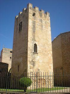 Tarragona Torre de la Vila de Torredembarra