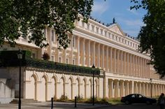 the Regency palaces of Nash and Palladio - every 5 windows along is a new house:  Carlton House Terrace - these very rarely come onto the market. In 2007 an offer of $240 million was put down but refused by the owners. No 24 was sold in 2006 to the Hinduja family for $100 million: