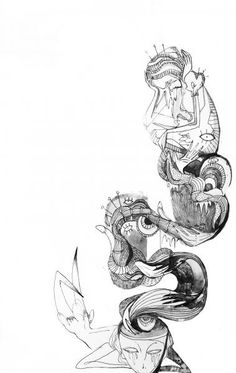 Artwork by Petra Hlaváčková
