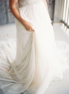 Tendance Robe du mariage Vow renewal gown: www. Wedding Bells, Wedding Gowns, Wedding Day, Gowns 2017, Couture Fashion, Vows, Wedding Styles, Style Me, Bride