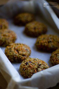 jadłonomia · roślinne przepisy: Najlepsze wegeburgery na świecie! --> z kaszy jaglanej :)