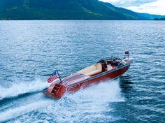 Hacker-Craft Sport Yacht