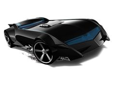 The_Batman_Batmobile hot wheels